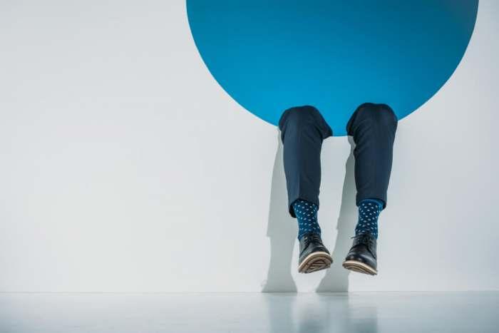 BIOWORLD Super Mario Socks