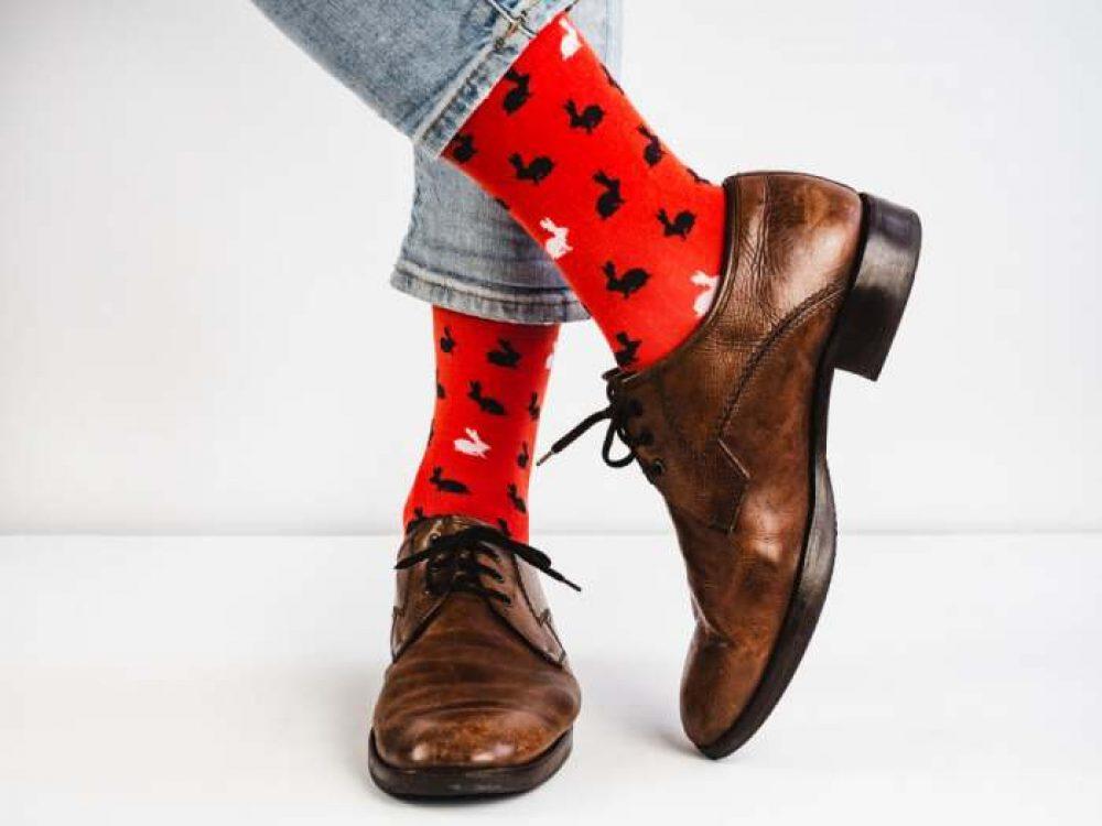 SUTTOS Men's Dress Socks
