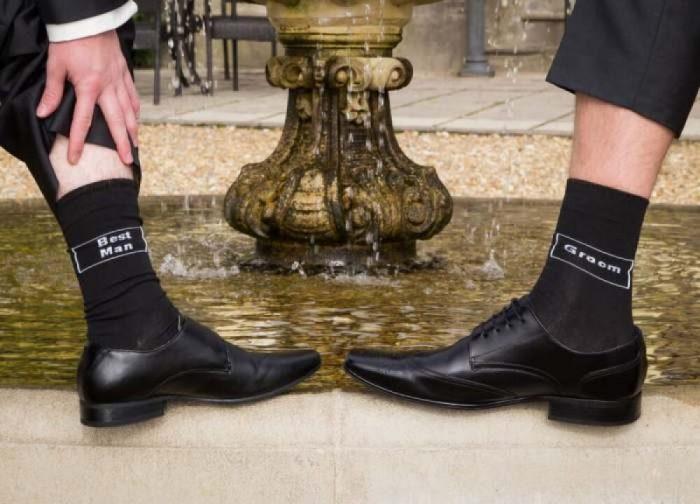 Forum Novelties Bachelor Socks