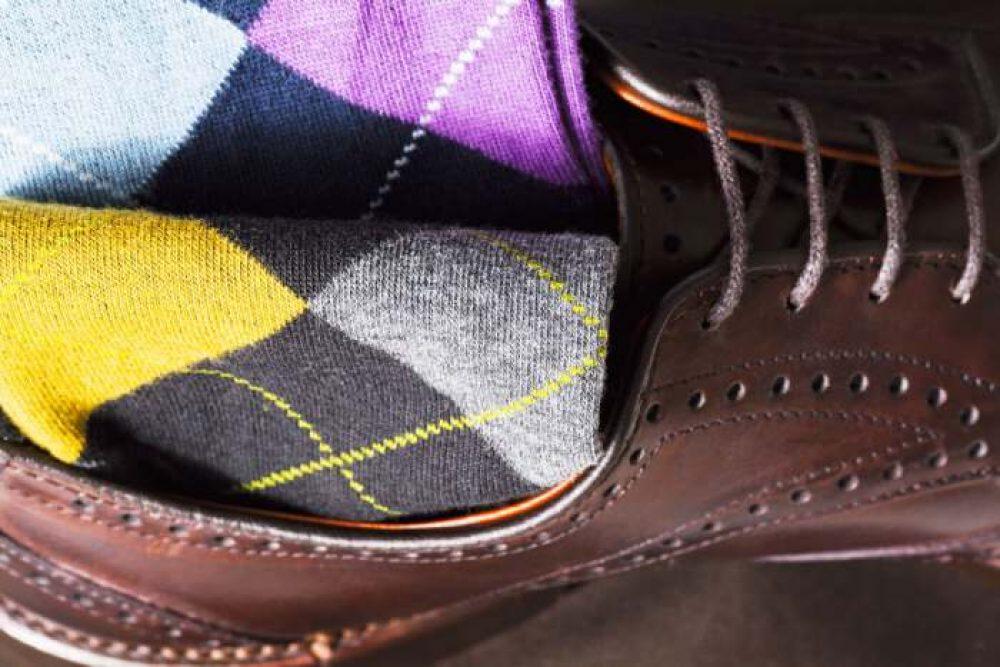 Royal Classic Men's Argyle Dress Socks