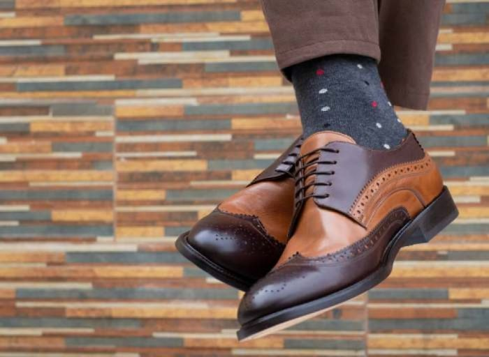 Nautica Men's Fashion Dress Socks