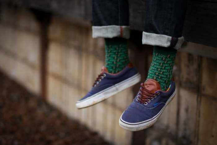 Urban-Peacock Men's Novelty Socks