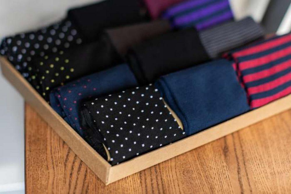 Pierre-Henry Premium Over the Calf Socks