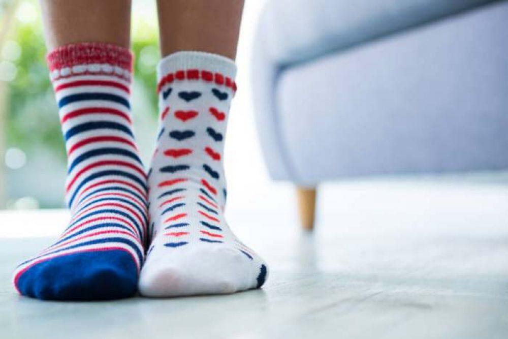 Colorfut Men's Soft Cotton Blend Colorful Funky Gift Box Dress Socks