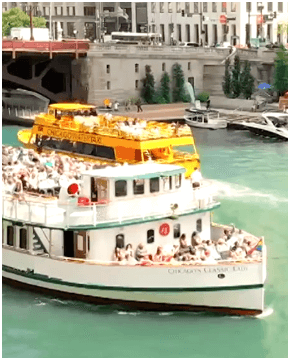 The Chicago Architecture Cruise