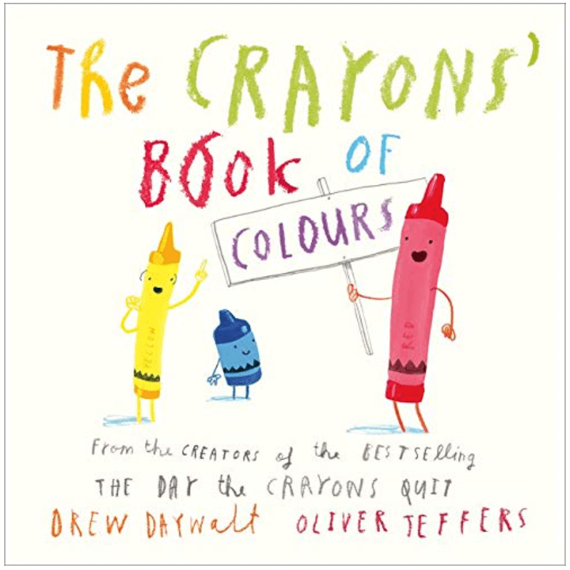 Crayon's Book of Colors