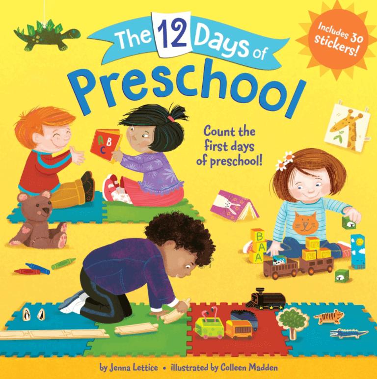 The Twelve Days of Preschool