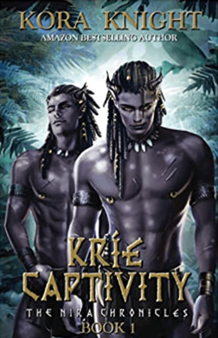 Krie Captivity by Kora Knight