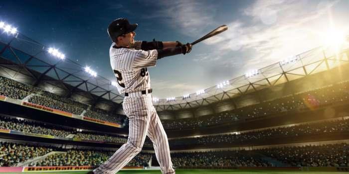 White Sox player holding a baseball bat