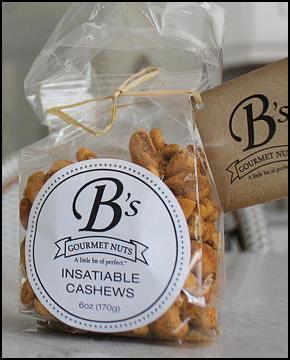 B's Gourmet Nuts