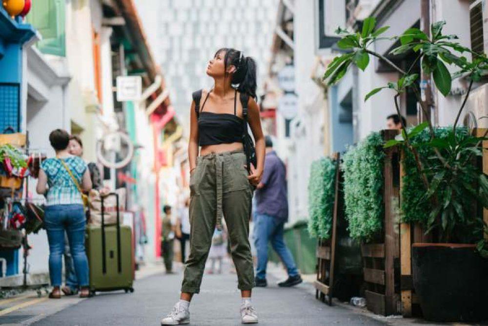 Rebel Pant Organic Green Sanctuary Clothing