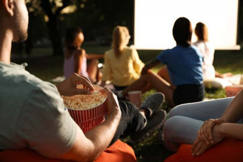 Free movies in Chicago