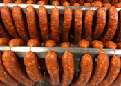 Saravale Meat Market: Best Mici (Skinless Sausages) Ever